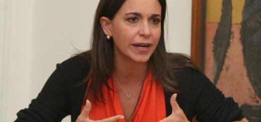 María Corina Machado, líder opositora / Foto: Archivo