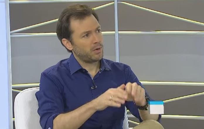 Alcalde del municipio Chacao Ramón Muchacho