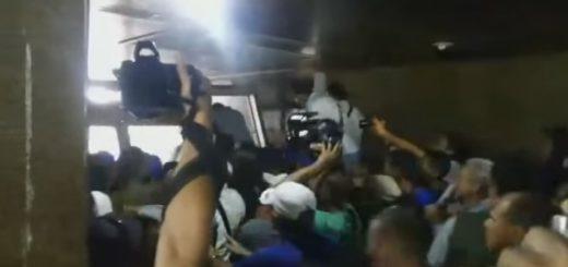 Fuimos secuestrados por grupos violentos del PSUV
