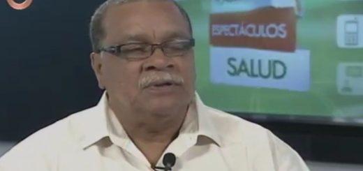 Vocero del movimiento revolucionario Tupamaro, José Pinto|Captura de Video