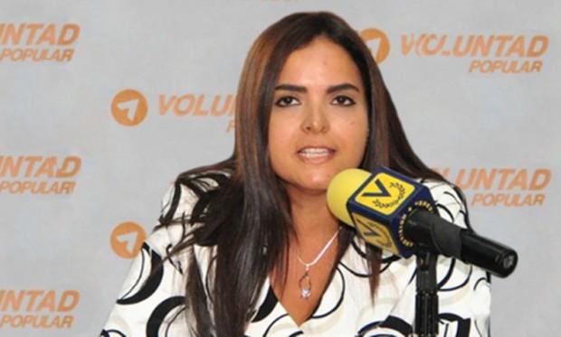 Tamara Suju, defensora de los DDHH en Venezuela |Foto archivo