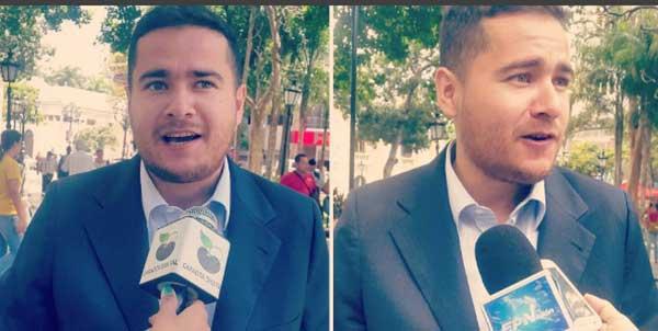 Ricardo Sánchez, Diputado de la AN / Foto: Vía Instagram