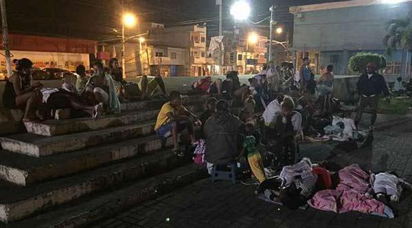 Habitantes de Ecuador en alerta por registro de 10 sismos / Foto: El Comercio