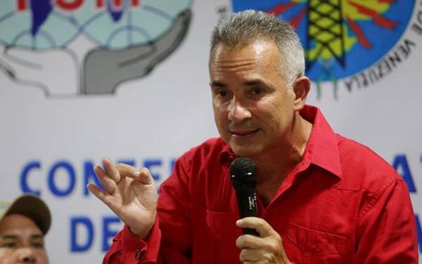 Freddy Bernal Foto: Cortesía