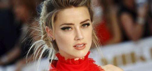 Científicamente Amber Heard tiene el rostro más bello del mundo | Foto: Reuters
