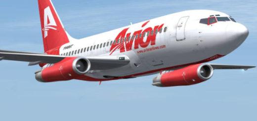 Aerolínea Avoir | Imagen referencial