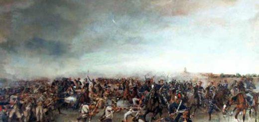 Batalla de Matasietes | Foto: Archivo
