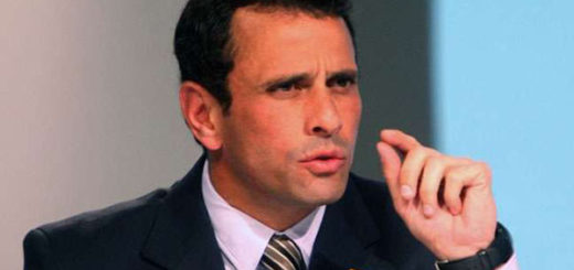 Henrique Capriles Radonski|Foto: archivo