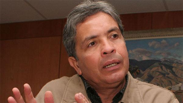 Ministro de Agricultura Productiva, Willmar Castro Soteldo | Foto referencial