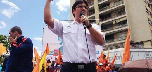 Freddy Guevara|Foto: @unidadvenezuela