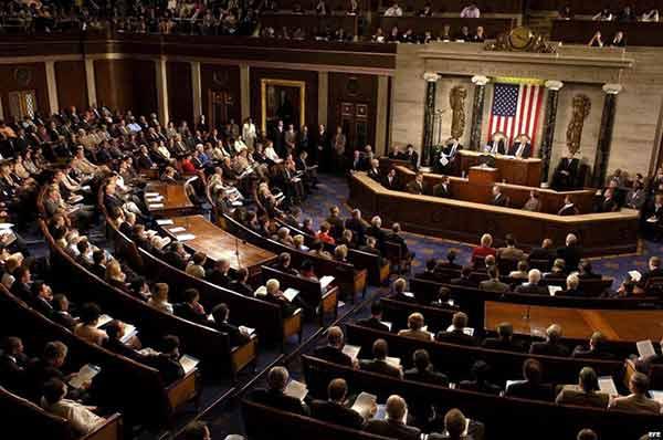 Congreso de EEUU | Foto referencial