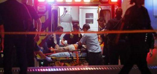 Masacre en Dallas deja 5 muertos| Foto: AP