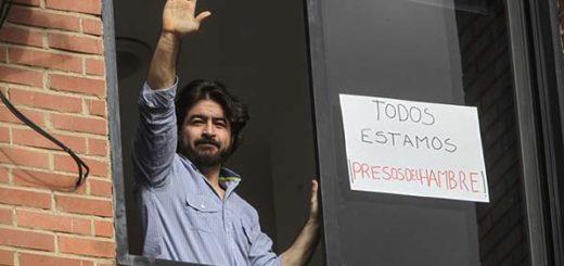 Daniel Ceballos, Preso Político / Foto: Twitter