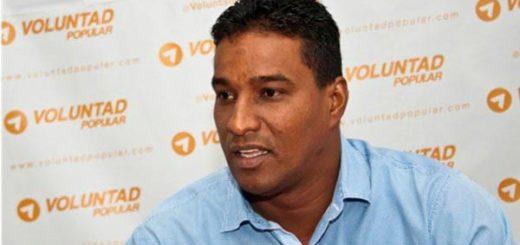Alcalde Delson Guarate | Foto: Archivo