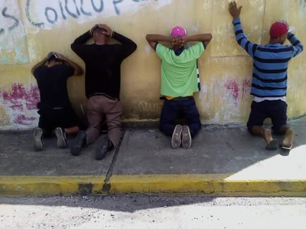 Detenidos de Tucupita se encuentran aislados |Foto: @LarissaGonzales6