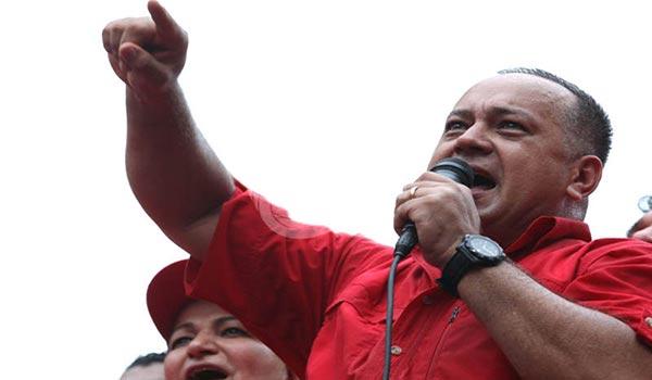 Diosdado Cabello|Foto: Cortesía