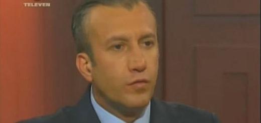 Tareck El Aissami   Foto: Captura de video