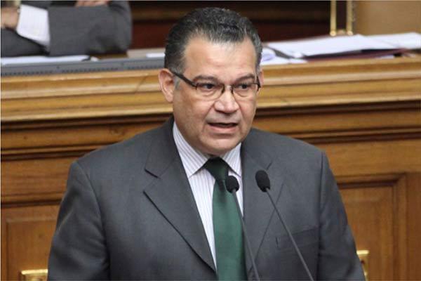 Enrique Márquez, primer vicepresidente de la AN |Foto referencia