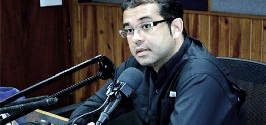 Periodista Eugenio Martínez | Foto: Archivo