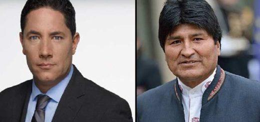 Fernando del Rincón responde los insultos de Evo Morales en su contra |Fotomontaje
