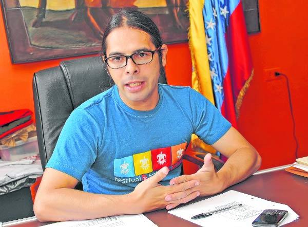 Freddy Ñáñez  Foto referencia