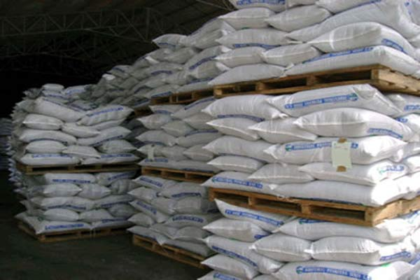 Arribo de harina de trigo |Imagen de referencia