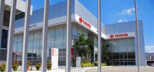 Toyota de Venezuela reanuda línea de ensamblaje / Imagen de referencia