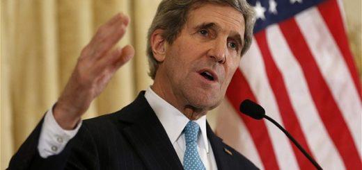 John Kerry, Secretario de Estado de EEUU | Foto: Archivo