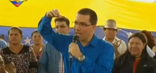 Jorge Arreaza|Captura de video
