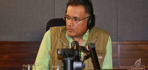 Ministro Juan Arias | Foto: Unión Radio