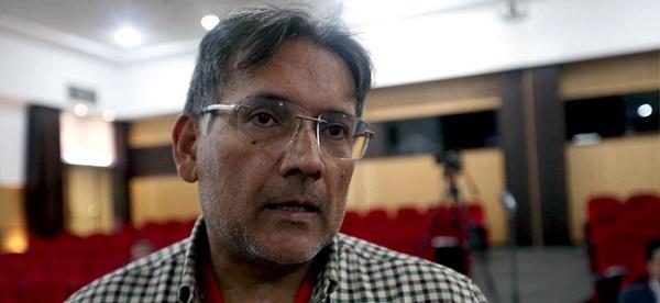 Juan Arias, Ministro de Industrias básicas / Foto: Archivo