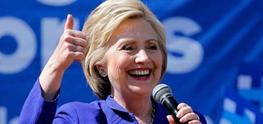 Hillary Clinton |Foto: Archivo