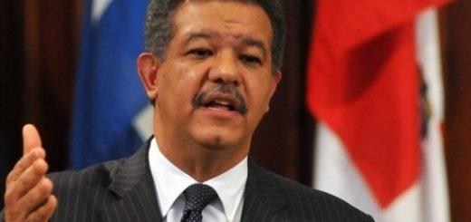 Leonel Fernández, ex presidente de República Dominicana
