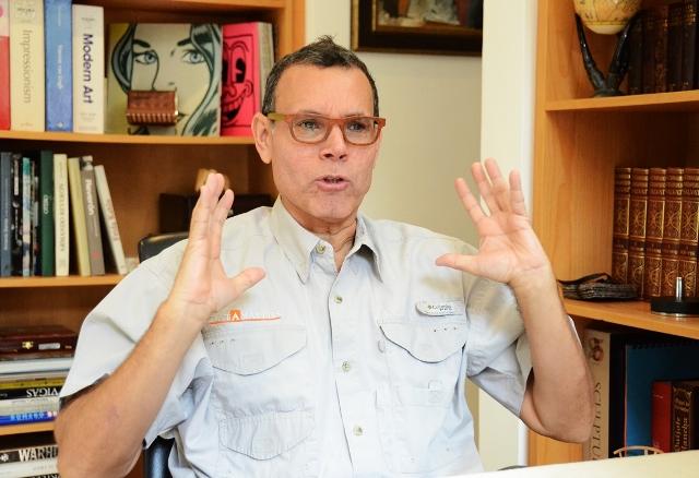 Luis Vicente León, presidente de Datanálisis| Foto referencia