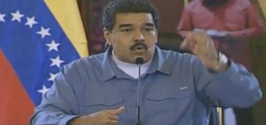 Nicolás Maduro| Captura de video