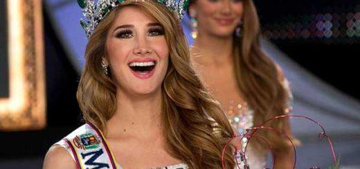 Mariam Habach, miss Venezuela 2015 | Foto: referencial
