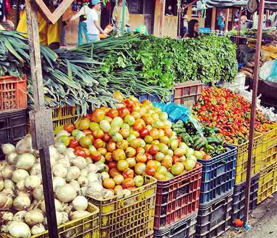 Vendedores de hortalizas paralizan distribución al interior del país |Imagen de referencia