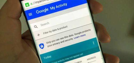 My Activity nueva herramienta de Google  |Foto: greenbot