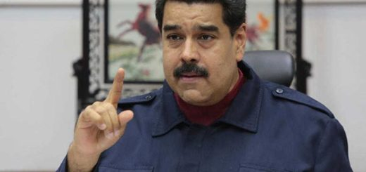 Nicolás Maduro Captura de video
