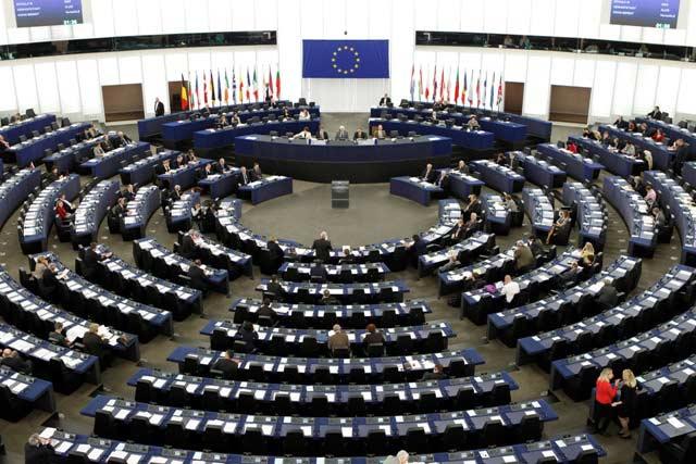 Parlamento de la Unión Europea/Foto: Palestina Libre.com