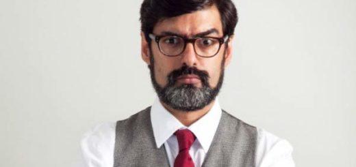 "José Rafael Briceño, alias ""Profesor Briceño"", comediante venezolano |Foto referencia"