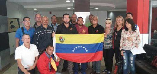 Trabajadores que fueron despedidos en Tves exigen renganche/Foto: @_Provea
