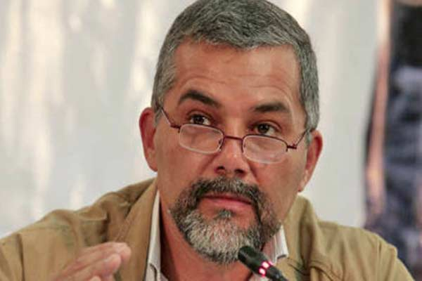 Ricardo Molina, Ministro para el Transporte y Obras Públicas  | Foto: Runrues