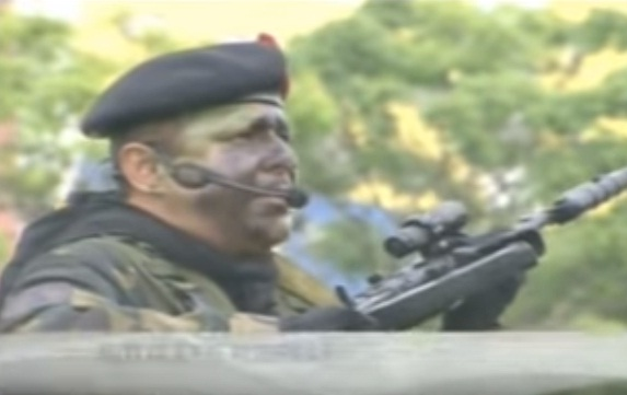 Rodríguez Cabello|Captura de video