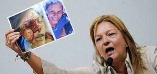 Rosa Orozco, madre de Geraldine Moreno / Imagen de referencia