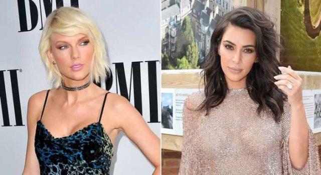 Kim Kardashian Desnuda A Taylor Swift Demostrando Que Mintió Notitotal