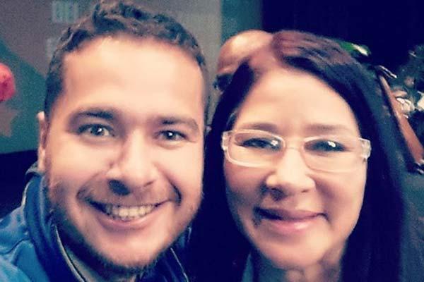 Ricardo Sánchez y Cilia Flores |Twitter