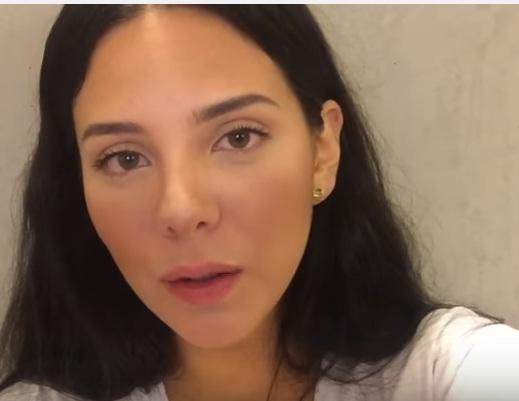 Sheryl Rubio, actriz venezolana | Foto: Captura de video