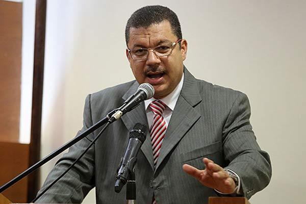 Simón Calzadilla, segundo vicepresidente de la AN  Foto referencia