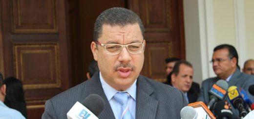 Vicepresidente de la Asamblea Nacional Simón Calzadilla / Foto: Cortesía